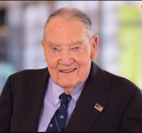 Jack Bogle ETF Pionier und Gründer Vanguard Group