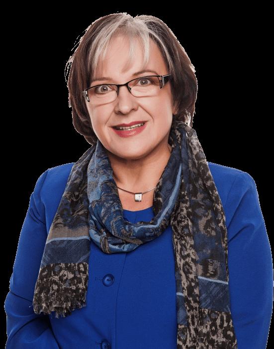 Elfriede Hübner - Die Kreditexpertin